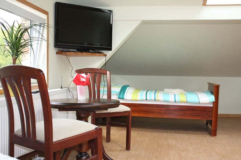 Zweibettzimmer mit Einzelbetten - Zimmer am Filmpark